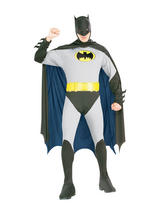 Batman Retro 1960s Adam West Men's Costume