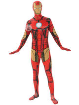 Iron Man 2nd Skin Costume
