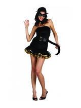 Ladies Purrfect Pussycat Costume