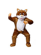 Terrific Tiger Mascot Costume