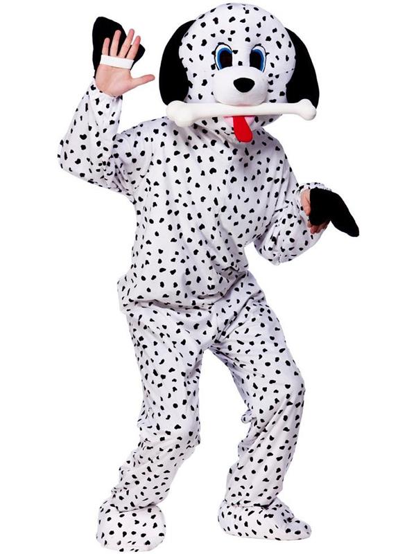 Dotty Dalmatian Mascot Costume