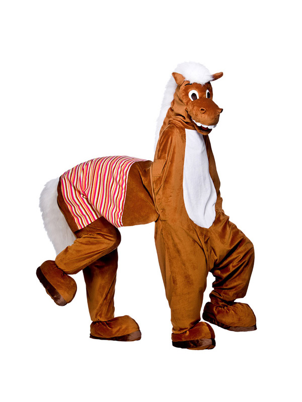 2 Man Deluxe Pantomime Horse Costume