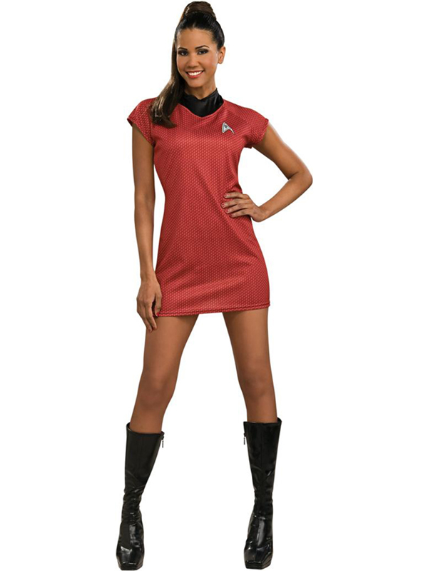 Lieutenant Uhuru Dress Costume