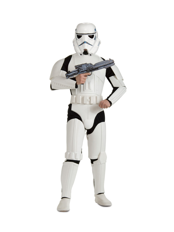 Star Wars Stormtrooper + Mask Costume