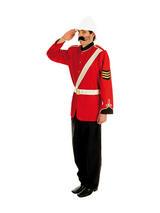 Men's Vintage British Safari Soldier