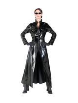 The Matrix Trinity Ladies Costume