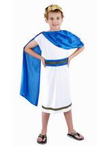 Boy's Caesar Roman Costume