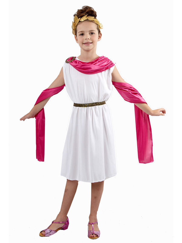 Girl's Greek Costume