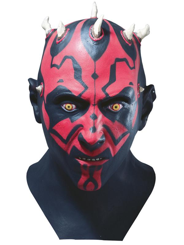 Star Wars Darth Maul Latex Adult's Mask