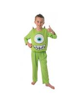 Monsters Inc Mike Wazowski Deluxe Boy's Costume