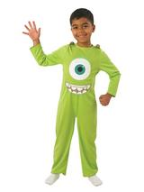 Monsters Inc Mike Wazowski Boy's Costume