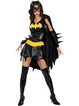 Batgirl Ladies Sexy Full Costume