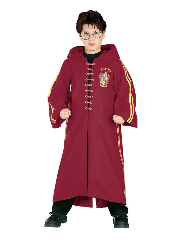 Sentinel Child Harry Potter Deluxe Quidditch Robe Fancy Dress Costume Wizard Kids BN  sc 1 st  eBay & Child Harry Potter Deluxe Quidditch Robe Fancy Dress Costume Wizard ...