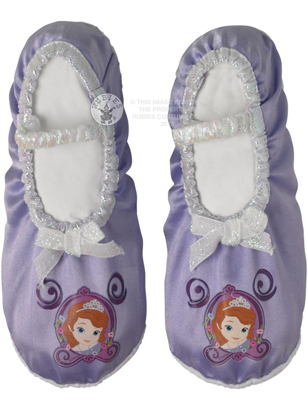 Child Disney Sofia The First Ballet Pumps Shoes