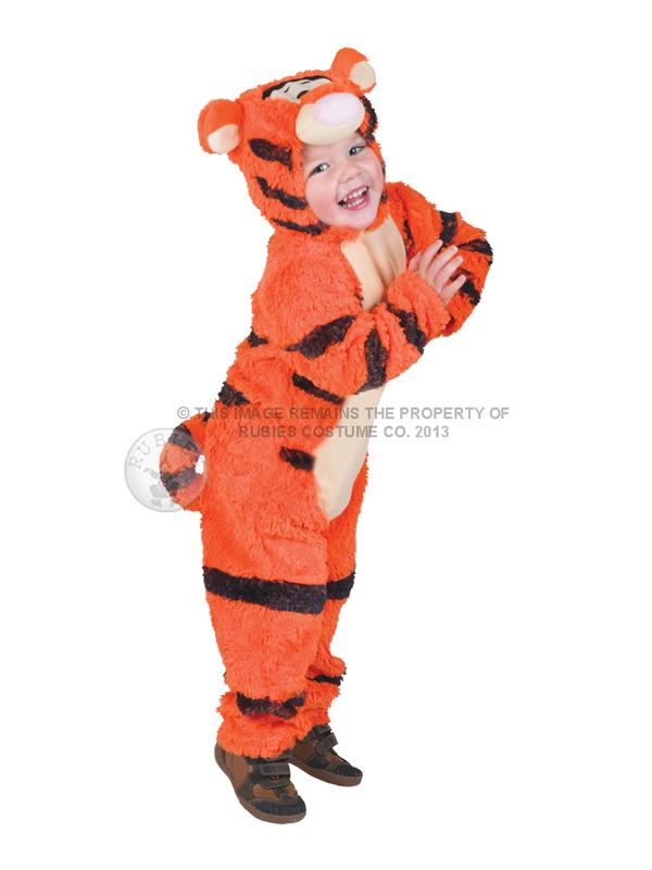 Tigger Furry Child's Costume