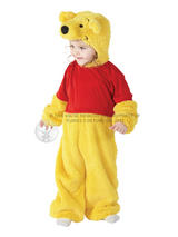 Winnie The Pooh Furry Child's Costume