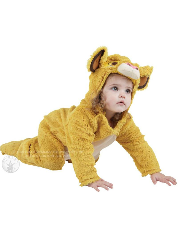 Disney Lion King Simba Child's Costume