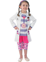 Disney Doc McStuffin Girl's Costume