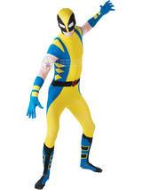 2nd Skin Wolverine Costume