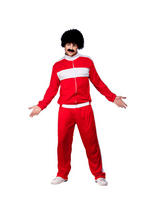 Retro Trackie Costume