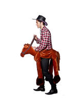 Adult's Ride On Horse Costume