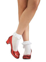 Dorothy Ruby Adult Slippers