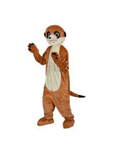 Adult's Meerkat Mascot Costume