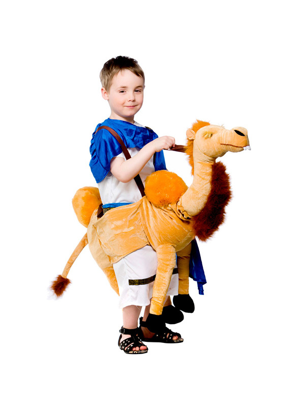 Child Ride On Camel Costume