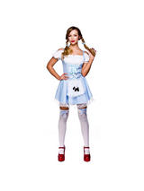 Ladies Sexy Dorothy Oz Costume