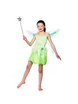 Girl's Neverland Forest Fairy Costume