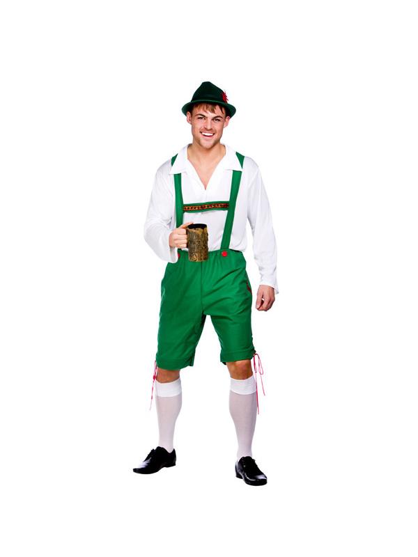 Men's Oktoberfest Guy Costume