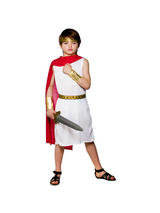 Boy's Roman Leader Costume