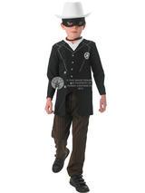 Lone Ranger Cowboy Boy's Costume