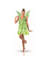 Disney Ladies Tinker Bell Costume