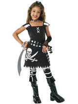 Girl's Drama Queens Scarlet Costume