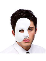 Phantom Side Mask White