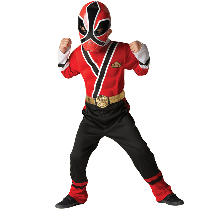 Child-Licensed-Power-Ranger-Party-Outfit-Fancy-Dress-  sc 1 st  eBay & Child Licensed Power Ranger Party Outfit Fancy Dress Costume u0026 Mask ...