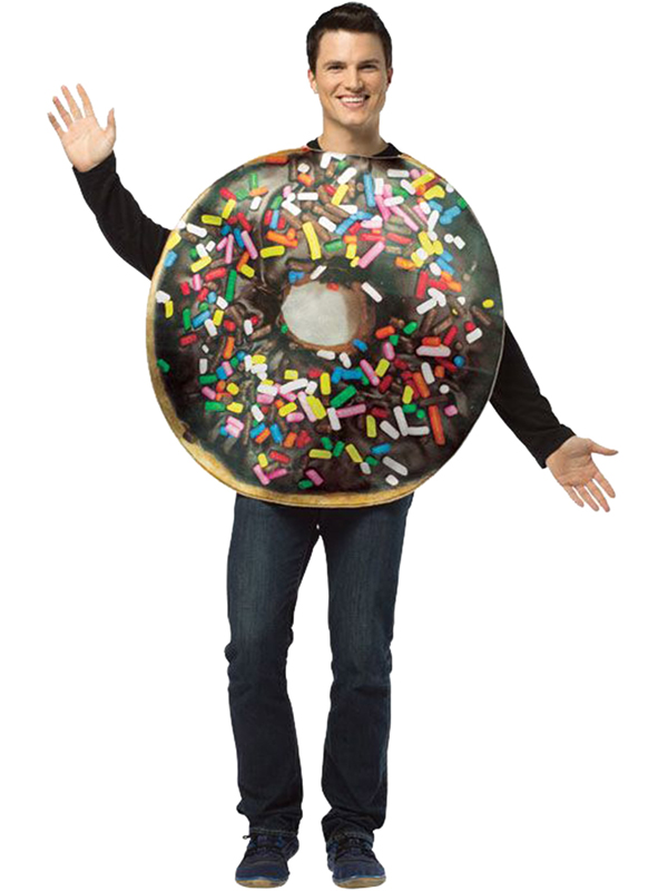 Adult's Doughnut Costume