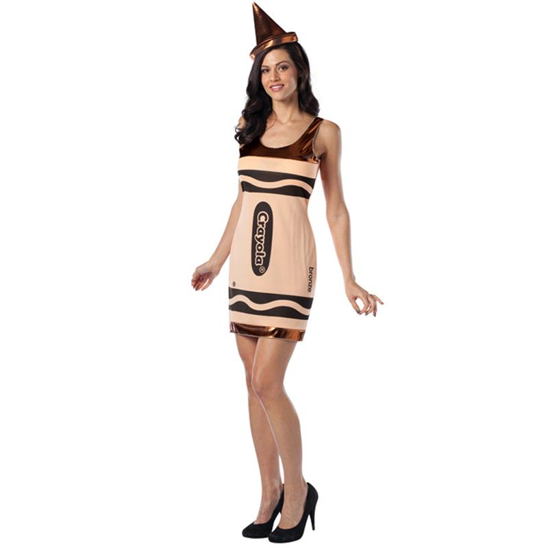 Adult-Crayola-Tutu-Fancy-Dress-Costume-Tank-Crayons-Halloween-Hat-Hen-Party-New