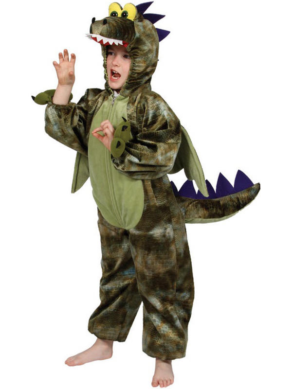 Child Dragon Dinosaur Costume