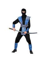 Child Ninja Master Costume
