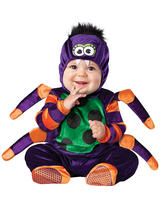 Infant's Itsy Bitsy Spider Costume