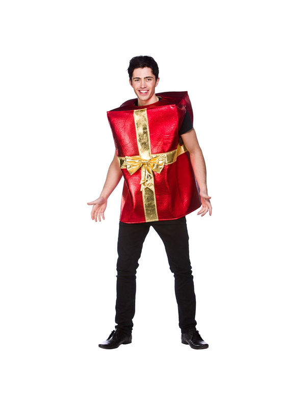 Adult's Christmas Gift Costume