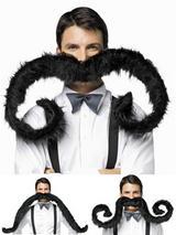 """Supersize 60"""" Moustache"""