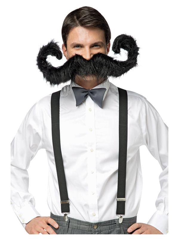 "30"" Super 'Stache Moustache"