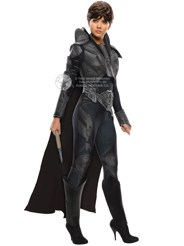 Superman Faora Costume