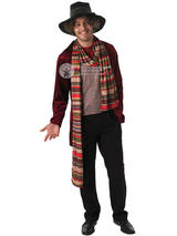 Men's Doctor Who 4th Doctor Costume