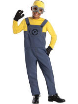 Boy's Minion Dave Despicable Me 2 Costume