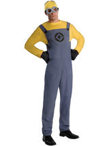 Men's Despicable Me 2 Minion Costume