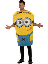Men's Despicable Me 2 Minion Dave Costume